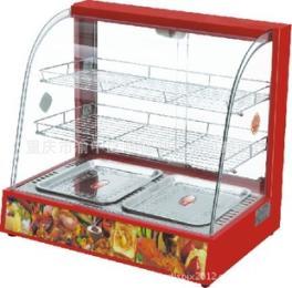 低价批发食品小吃机械设备 三层保温展示柜 食品设备 小吃设备