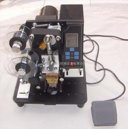 HP-23电动色带打码机