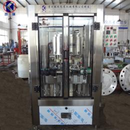 【厂家直销】全自动高精度液体定量灌装机 液体定量灌装设备