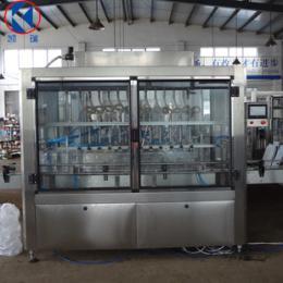 全自动塑料桶装酒灌装机 坛装酒灌装机