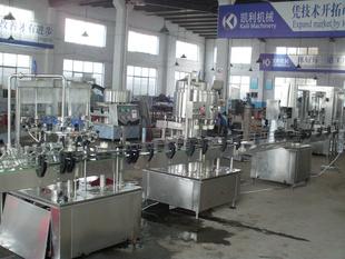 专业生产优质灌装机 酒水灌装机 液体灌装机