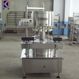 不封闭式白酒灌装机械 全自动酒水灌装机械
