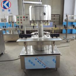 GCP-12B型半自动高精度液体定量灌装机