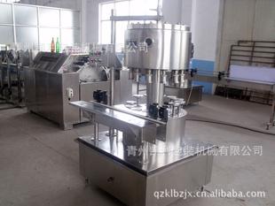 全自动高精度液体定量灌装机—酒水厂家的专用设备