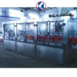 全自动玻璃水灌装设备 防冻液灌装设备