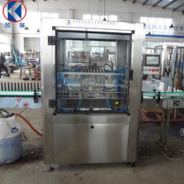 全自动桶装食用油灌装机 玻璃瓶食用油灌装机