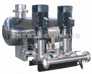 供水设备价格:无负压稳压供水设备