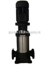 多级泵厂家:GDLF型不锈钢多级立式离心泵
