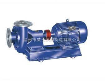 化工泵廠家:PW、PWF型耐腐蝕污水泵