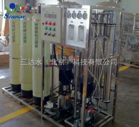 250L超纯水设备RO+EDI纯水设备