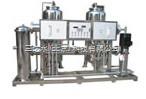 4吨单级纯水设备一级4吨纯净水
