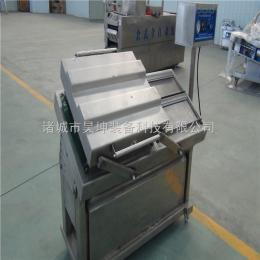 600/2S倾斜式藕片自动真空包装机厂家