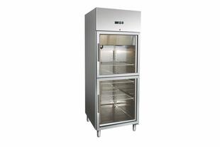 直销供应立式冷藏冰箱 厨房设备 不锈钢设备