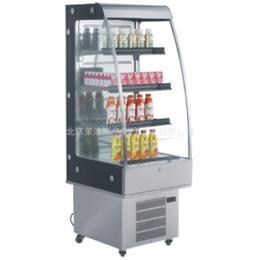 北京供应风幕柜 立式展示柜 三文治饮料展示柜 商用厨房制冷设备