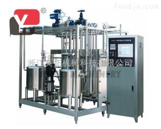 YT-500不锈钢板式杀菌机厂家
