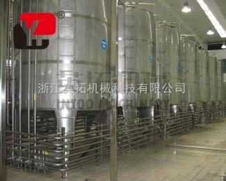 YT-800L电加热不锈钢发酵罐