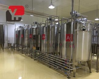 YT-500L不锈钢果酒酵素发酵罐