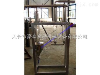 HSCS65-80【精淀粉除砂器厂家】 选型与报价