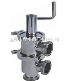 BDH-06F衛生級手動換向閥