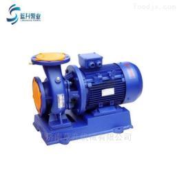 ISW山东滨州热水供暖循环泵 卧式管道离心泵