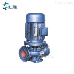 ISG供应山东潍坊立式管道泵热水供暖锅炉泵