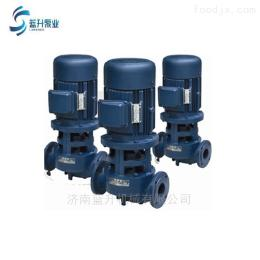 ISG山东泰安管道泵立式加压抽水泵销售价格