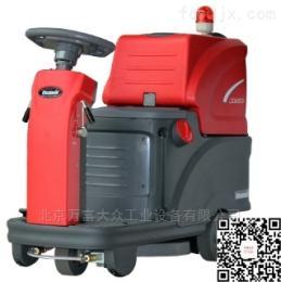 XD80生產車間駕駛式洗地機