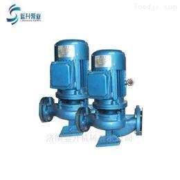 ISG青岛ISG立式增压管道离心泵 热水循环泵现货