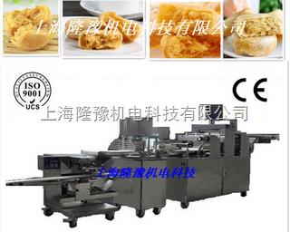 SV-209A自動化金絲肉松餅設備