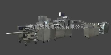 SV-209酥餅面包生產流水線
