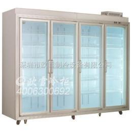 上海豪华型饮料展示柜