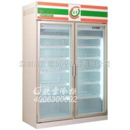 上海欧雪饮料展示柜