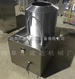 JQP-350供应小型土豆去皮机图片 土豆削皮机