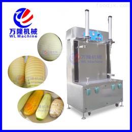 XP-20多功能不锈钢菠萝器 削皮机 菠萝削皮器水果削皮刀 厨房设备