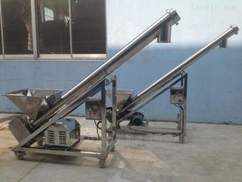 绞笼不锈钢输送机
