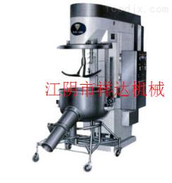 KJZ系列快速攪拌制粒機