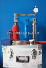 GDJ-5混凝土轨枕螺纹道钉硫磺锚固强度检测器 道钉抗拔仪 拉拔仪