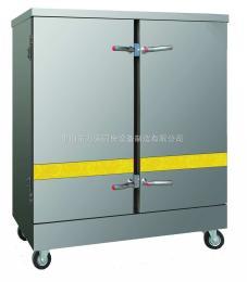 LQ01D-2不锈钢电气两用蒸饭柜