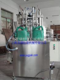 YGF-YL-2/5000双头气动液体灌装机