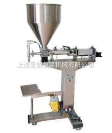 YGF-GL落地式气动膏体灌装机
