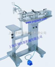 YGF-QL落地式纯气动液体灌装机
