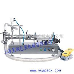 YGF-YT台式气动液体灌装机