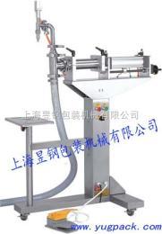 YGF-YL落地式液体灌装机