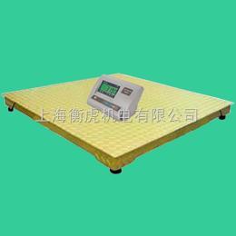 SCS地磅秤1吨至3吨/江苏单层电子地磅秤全国销售
