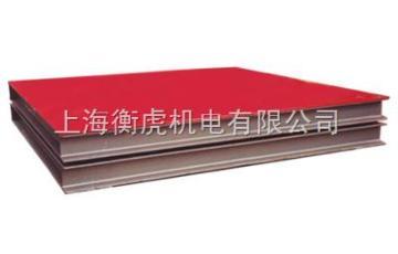 SCS2吨带打印电子地磅秤-合肥5吨电子地磅