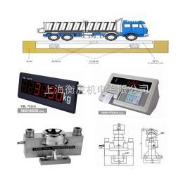SCS100吨电子地磅-100T磅秤-电子汽车衡厂家