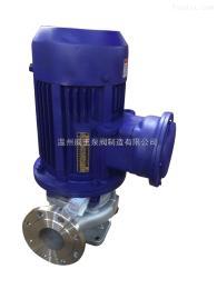 ISGB型不锈钢防爆立式管道离心泵ISGB型