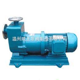 ZCQ型不銹鋼自吸磁力泵 耐腐蝕磁力泵 無泄漏自吸泵