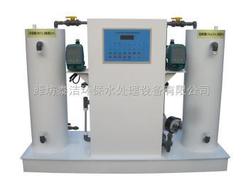 TJHB復合型型二氧化氯發生器