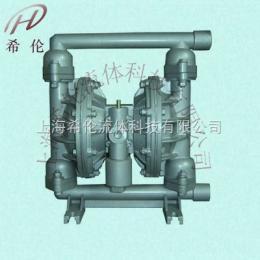 QBYQBY鋁合金氣動隔膜泵